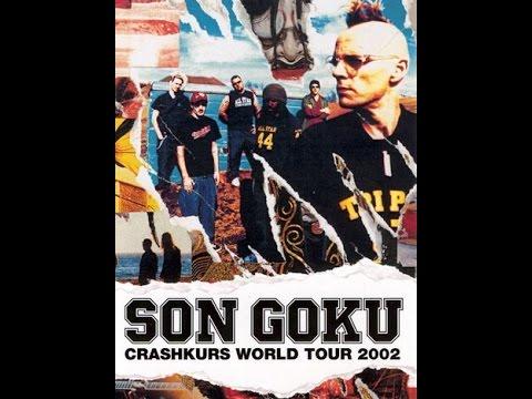 Thomas D mit Son Goku live in Mannheim - Crashkurs Worldtour 2002