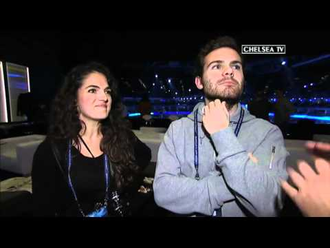 Chelsea FC - Juan Night with Mata