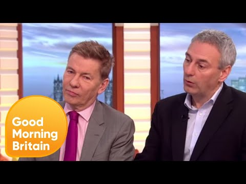 Andrew Pierce and Kevin Maguire Talk Jacob Rees-Mogg | Good Morning Britain