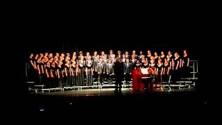 Concert Chorus Break Forth O Beauteous Heavenly Light