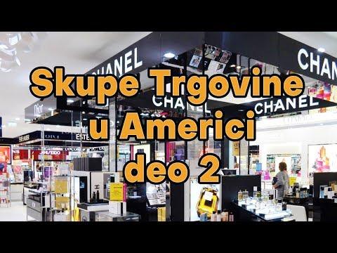 Skupe trgovine 2 deo,zivot u Americi