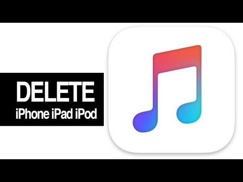 How to Delete Music in iPhone iPad iPod touch iOS 9.0.1