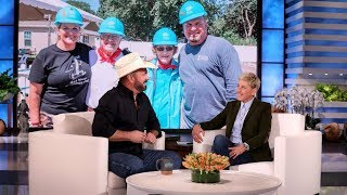 Garth Brooks Got Called Out by President Jimmy Carter