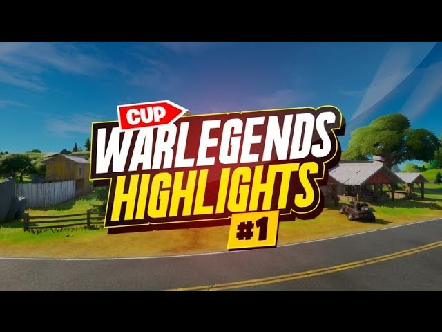 PP WARLEGENDS HIGHLIGHTS #1