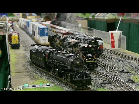Milwaukee Trainfest 2017: Full Coverage