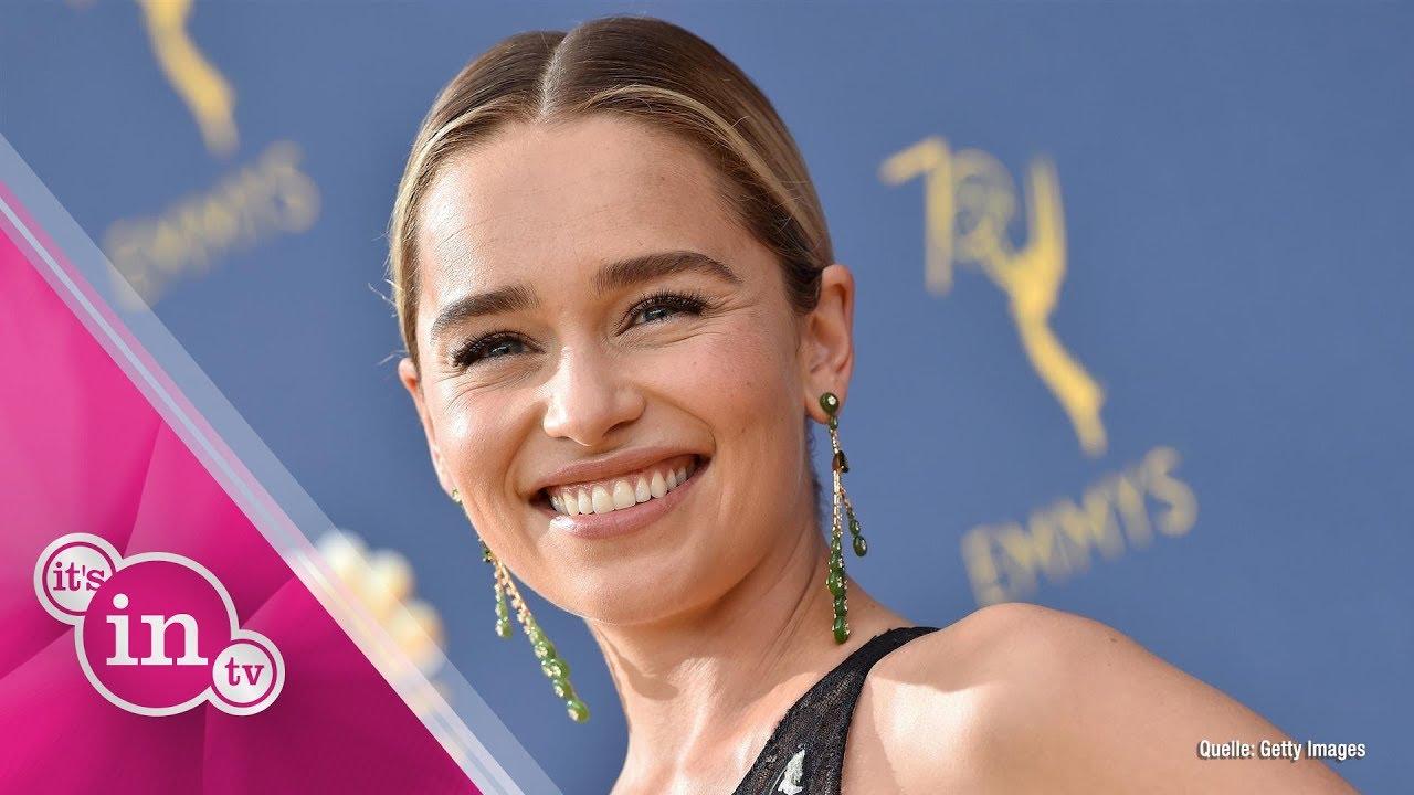Game Of Thrones Tattoo Emilia Clarke Verewigt Drachen Youtube