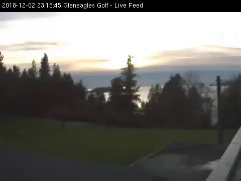 Gleneagles Golf - Live Feed