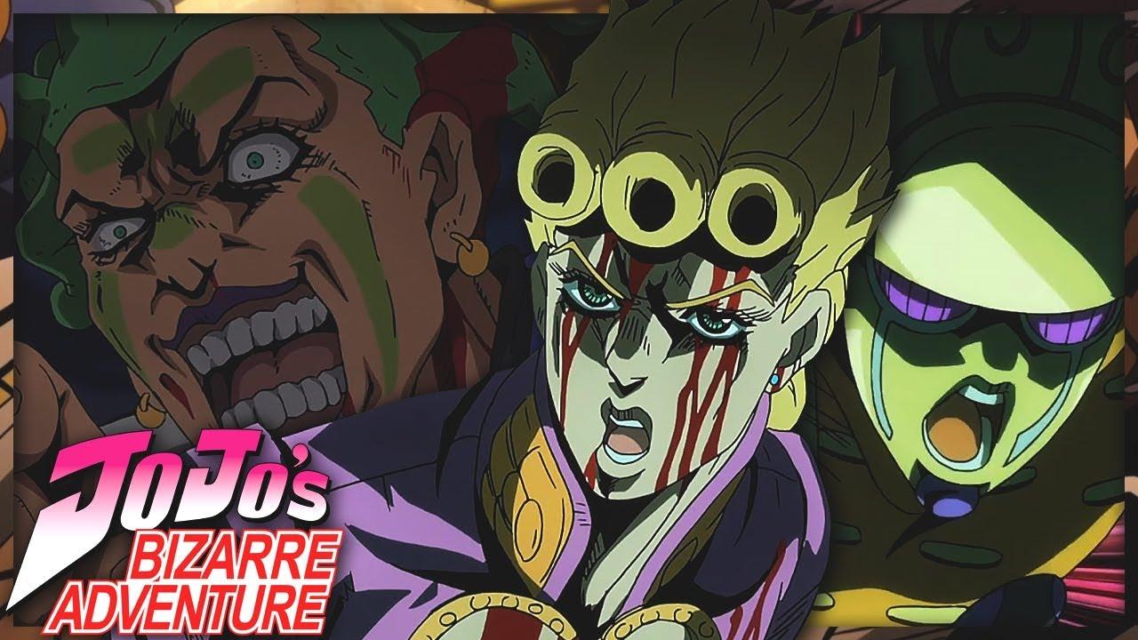 WRYYYYYYYYYYYY!!! Jojo's Golden Wind Episode 31 (Live Reaction)