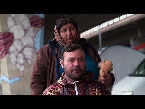 Ковид атакует беженцев