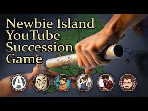 [2013] Crusader Kings 2 - Newbie Island Succession