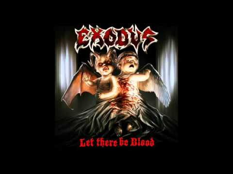 EXODUS - Let There Be Blood CD (2008)