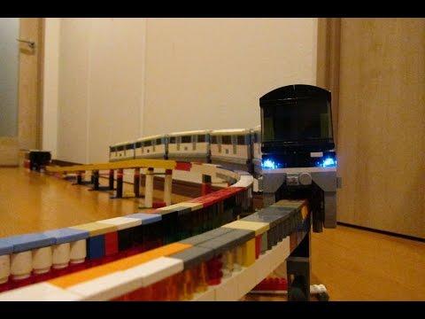 レゴ 東京モノレール 10000形 LEGO Tokyo Monorail 10000 Series