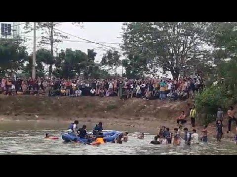 Dua Mahasiswa UIN Raden Intan Lampung Tewas Tenggelam