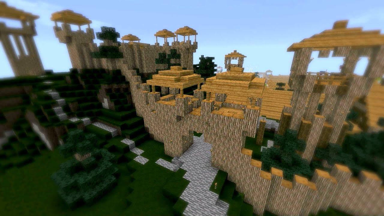 Das Wikingerdorf Minecraft YouTube - Minecraft wikinger hauser
