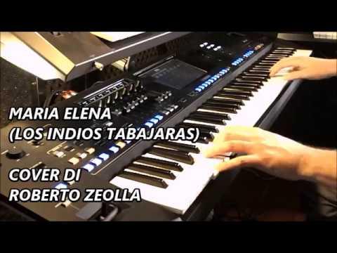 MARIA ELENA (LOS INDIOS TABAJARAS) - YAMAHA GENOS