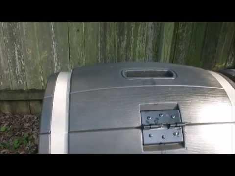 Lifetime Dual Barrel Composter Model 60130u Review Follow Up