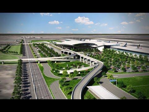 Noi Bai international airport Terminal 2 | NIA | Viet Nam | Nhà Ga T2 Sân Bay  Nội Bài