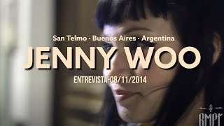 RMPT - Entrevista a Jenny Woo (Interview+Song)