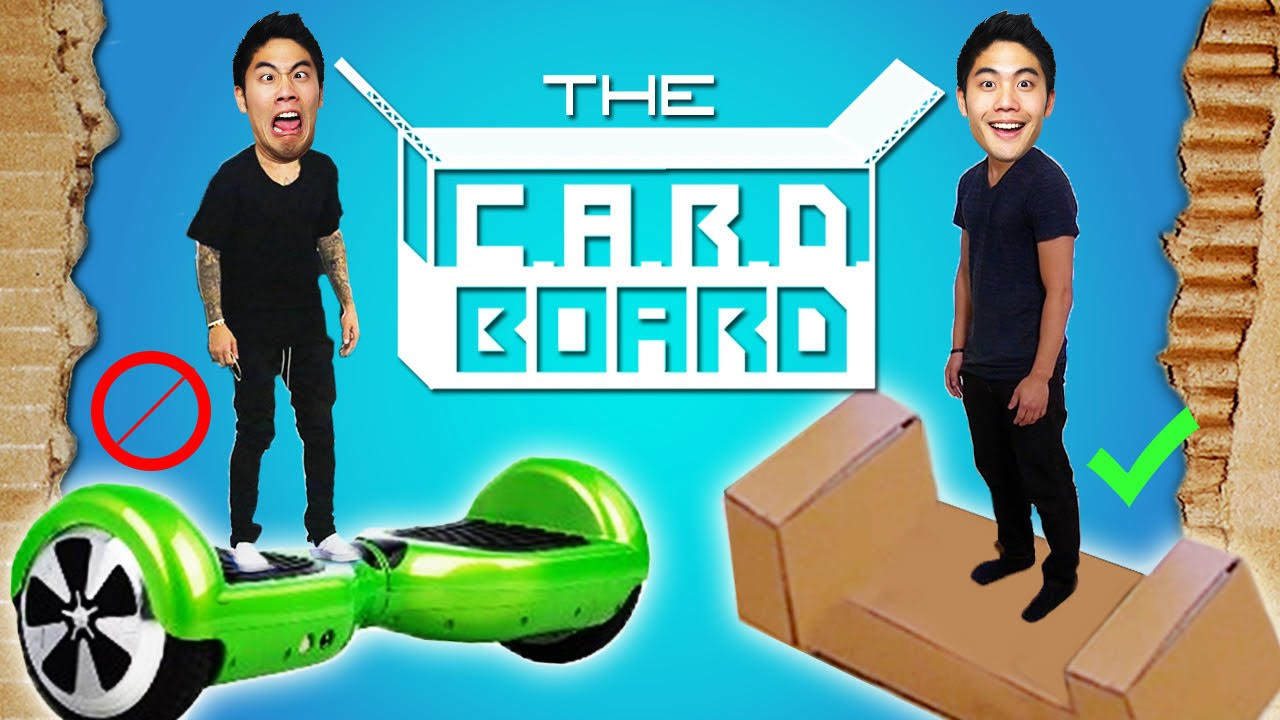 Download The CARDBOARD!
