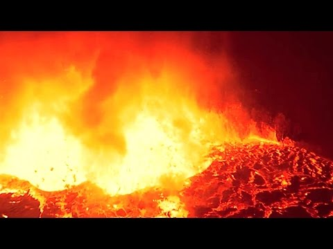 Cosmic Journeys - Supervolcanoes