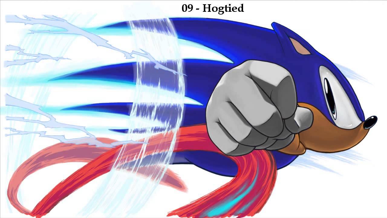 Album: Sonic the Hedgehog - The Sound of Speed [Overclocked Remix Album]
