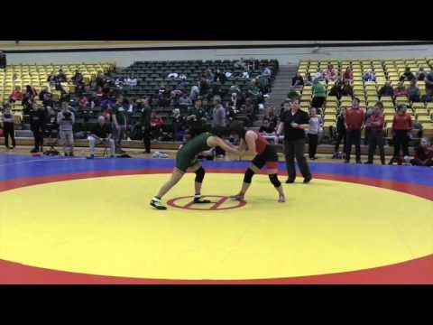 2016 Golden Bear Open: 55 kg Josee Tremblay vs. Chantal Pasion