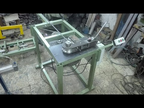 How To Make Pipe Bending Machine