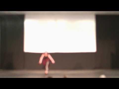 Grace Macdonald - 'Create' Choreography Submission 2018