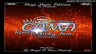 Mi Cama Remix(Karol G,Nicky Jam, J Balvin)Dj Angel El Flow Musical(MME)