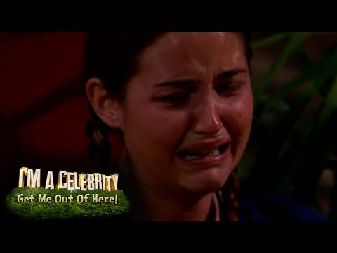 Download Tears Flow as the Celebs Read Letters From Loved Ones | I'm A Celebrity... Get Me Out Of Here! Mp4 baru