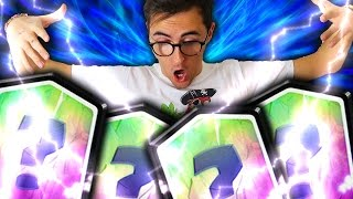 CLASH ROYALE-1 LEGENDARY EVERY TRUNK! I can't believe it!