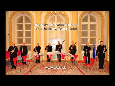 The Bratislava Wind Octet plays Mozart: The Marriage of Figaro