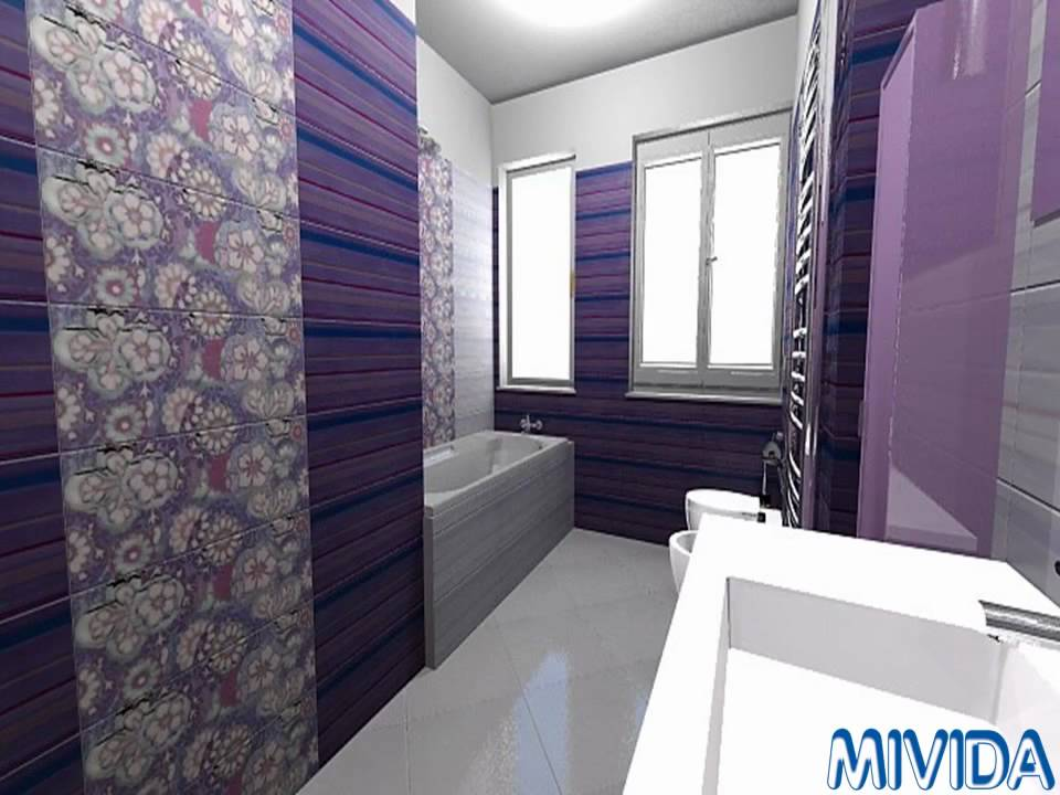 bagni in stile moderno - youtube - Immagini Di Bagni Moderni Arredati