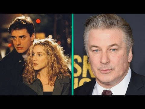 Find Out the Roles Alec Baldwin and Aidan Quinn Almost Had on 'Sex and the City'
