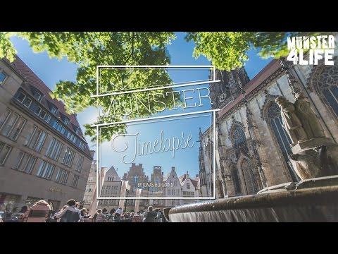 Münster 4 Life Timelapse PT.7 (2014 - 4K Version)