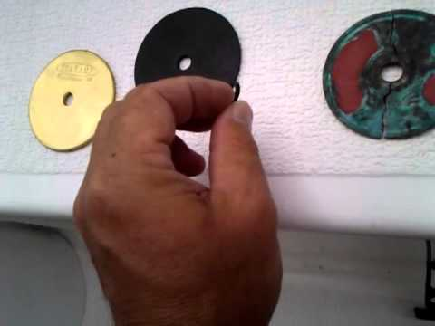 Westerbeke Heat Exchanger End Plate Replacement Youtube