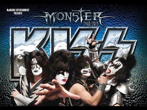 KISS Monster Tour Zurich Full Show 2013 HD