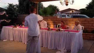 Jeff & Michelle Swift Wedding Dancing to Sammy Kershaw-Love Of My Life