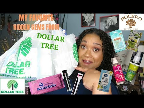 Underrated Hidden Gems @ Dollar Tree|HAUL|MAKEUP|SKINCARE|PERSONAL CARE|SHOP WITH ME|