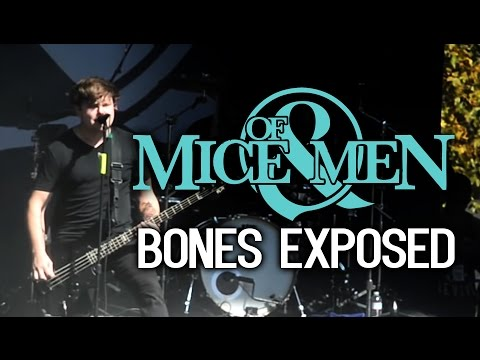 "Of Mice & Men - ""Bones Exposed"" LIVE! Aftershock 2014"