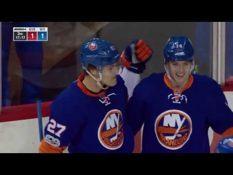 New York Rangers vs New York Islanders - February 16, 2017 | Game Highlights | NHL 2016/17