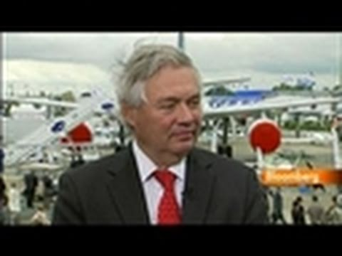 Airbus's Leahy Expects at Least 600 Orders at Paris Show