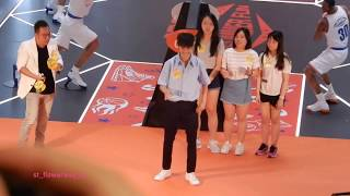 Video 170716 김사무엘 Kim Samuel dance SHOWTIME, GET UGLY, WITH YOU - HONG KONG APM download MP3, 3GP, MP4, WEBM, AVI, FLV Desember 2017