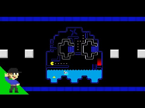 Level UP: Pac-Man And The Ghost Dimensions Maze