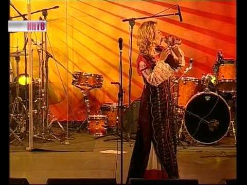 """""""Пелагея""""_Концерт на площади Минина 9 мая 2013 года (эфир ННТВ)"""