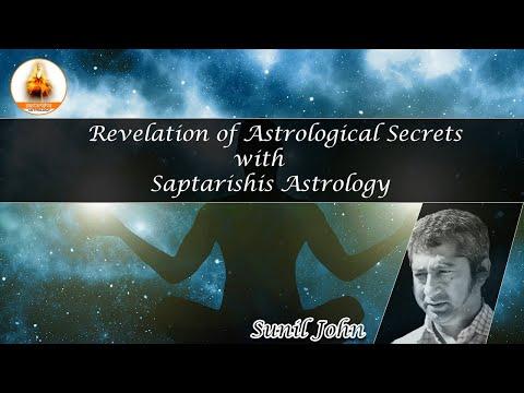 Revelation of Astrological Secrets with Saptarishis Astrology