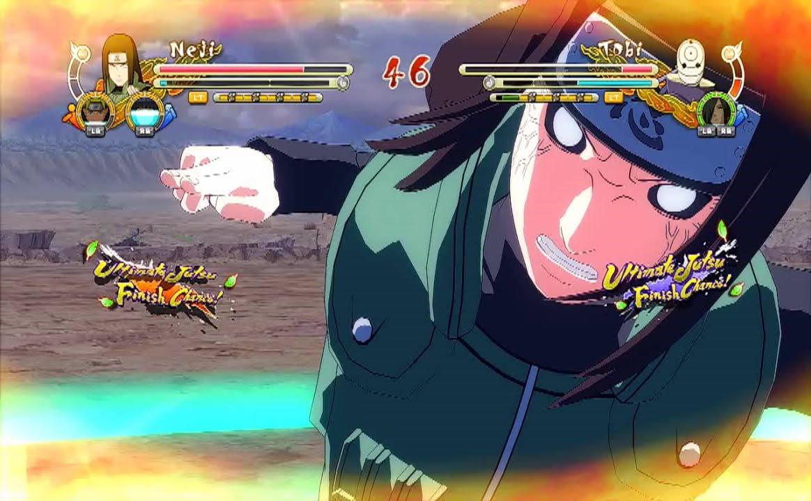 Naruto shippuden ultimate ninja storm 4 akatsuki - 4 1
