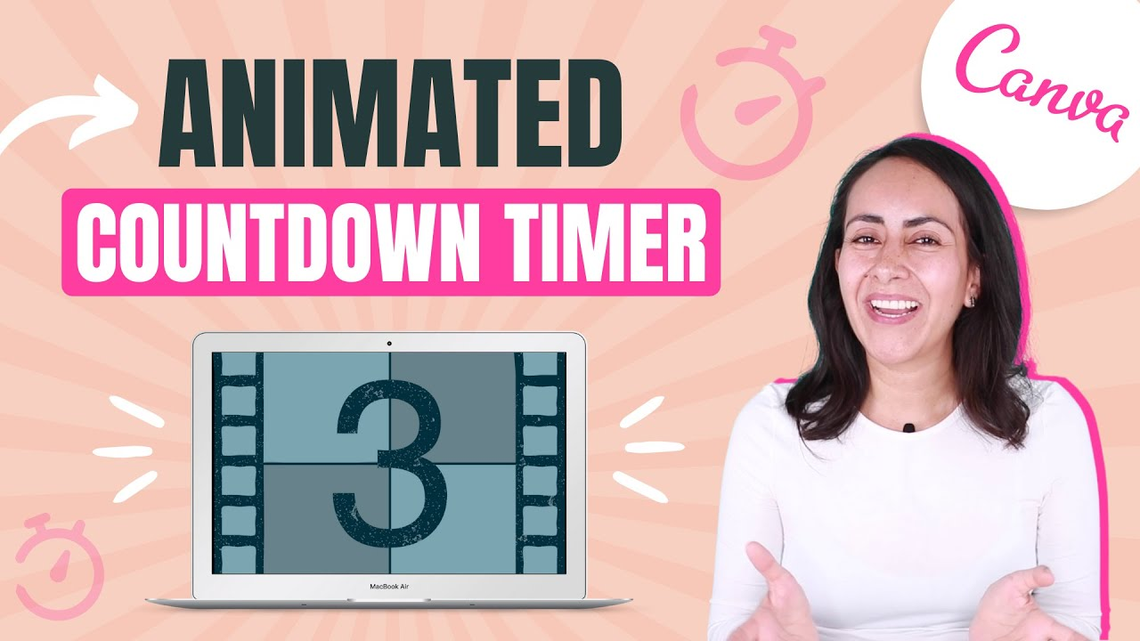 Download How to Make a COUNTDOWN Timer with Canva ⏲ EASY!!! - For FREE and PRO users