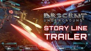 Descent: Underground Storyline Trailer