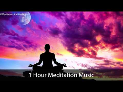 MEDITATION MUSIC FOR POSITIVE ENERGY, CLEARING SUBCONSCIOUS NEGATIVITY, RELAX MIND BODY & SOUL